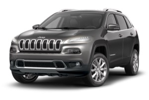 JEEP CHEROKEE MY17 LIMITED (PAU)